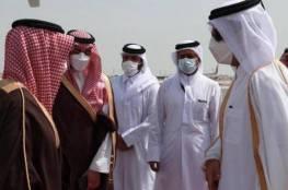 في أول زيارة رسمية منذ 2017.. بن فرحان يصل الدوحة حاملًا رسالة من الملك سلمان