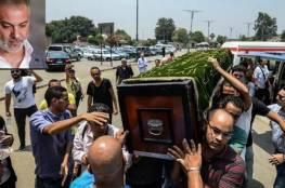 السفير عبد الهادي يشارك بجنازة المخرج السوري حاتم علي باسم الرئيس