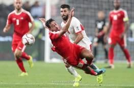 فيديو.. المنتخب الوطني يبقي على آماله بالتعادل مع الأردن