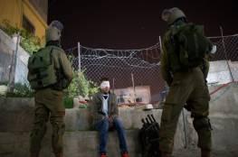الاحتلال يعتقل 4 مواطنين في أنحاء متفرقة من الضفة المحتلة