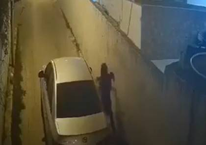 شاهد..محاولة اختطاف فتاة في الأردن والشرطة تتدخل وتلقي القبض على الجاني