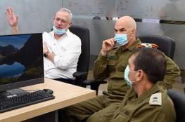 بتهديد مبطن لإيران .. غانتس يزور الوحدة المسؤولة عن العمليات العسكرية في الخارج