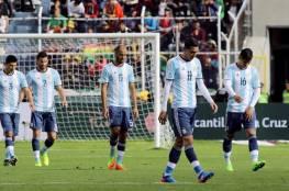 فيديو .. هزيمة موجعة للأرجنتين بغياب ميسي