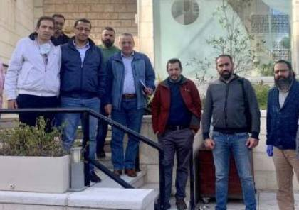 القدس: تسلُّم فندق جراند بارك لتخصيصه كمركز حجر للمصابين بفيروس كورونا