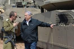 الجيش الاسرائيلي يتجهز لتشديد وتغيير السياسة المتبعة مع قطاع غزة