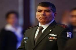 """أشكنازي: يكشف سبب قوة """"حماس"""" ،، ويعتبر التهدئة حالة من الفوضى"""