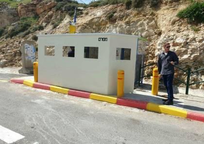 بالصور.. تحصينات إسرائيلية جديدة لحماية الجنود والمستوطنين