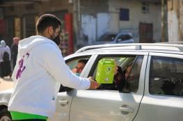 بمبادرة من جوال: إطلاق حملة كمامتك أمانك في قطاع غزة