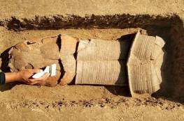 العثور على 165 مقبرة عمرها أكثر من ألف سنة شرقي الصين