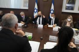الحكومة الاسرائيلية تقرر توسيع صلاحيات الشرطة بتفتيش دون أمر محكمة
