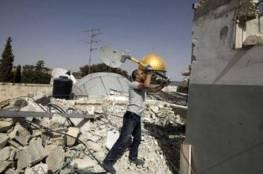 صيام: 18 الف منزل مهدد بالهدم بالقدس المحتلة