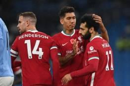 صلاح يستعد دخول التاريخ في مباراة ليفربول ضد نيوكاسل