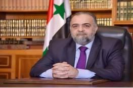"""وزير الأوقاف السوري: أردوغان وماكرون يزاودان في """"قضية الإساءة للرسول"""""""