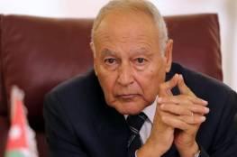 وزراء الخارجية العرب يجددون لأمين عام الجامعة العربية أحمد أبو الغيط لفترة جديدة