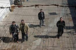 الاحتلال يفرج عن اسيرين من سكان قطاع غزة