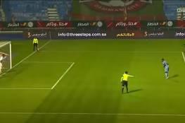 ملخص أهداف مباراة الرائد والاتفاق في الدوري السعودي 2021