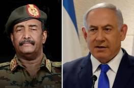ردود فعل فلسطينية على لقاء رئيس مجلس السيادة السوداني مع نتنياهو