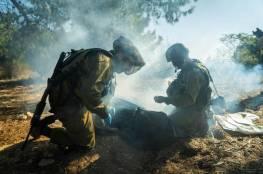 تمرين مفاجئ للكتيبة 13 من لواء غولاني بالخليل
