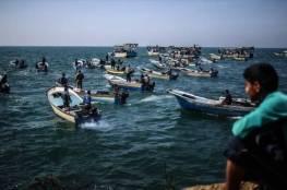 """""""حماس"""" تعقب على قرار إغلاق الاحتلال البحر بشكل كامل أمام صيادي غزة"""