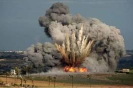 عدوان اسرائيلي على قطاع غزة