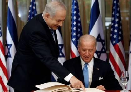 """""""انتهى شهر العسل"""".. مخاوف اسرائيلية من ادارة بايدن وهذا ما ستطلبه من الادارة الامريكية .."""