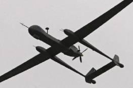 كتائب أبو علي مصطفي تعلن اسقاط طائرة مسيرة إسرائيلية في قطاع غزة