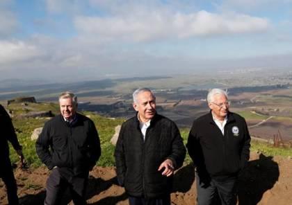 لهذا السبب.. الحكومة الإسرائيلية تجتمع الأحد في الجولان