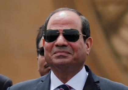 السيسي يتحدث عن جهود مصر للتوصل إلى وقف اطلاق النار