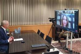 غانتس لصحفيين عرب: السلام بين إسرائيل ودول أخرى سيعزز تسوية مع الفلسطينيين في المستقبل