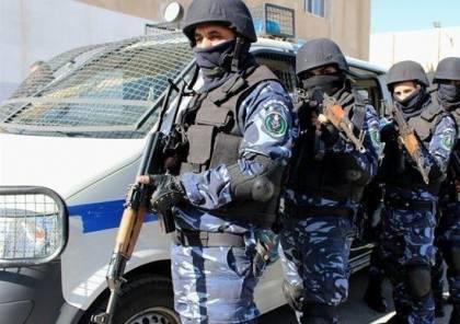 الشرطة تتلف 194 مركبة غير قانونية جنوب نابلس