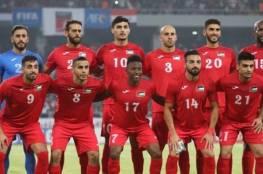 منتخب فلسطين يختتم مشواره في التصفيات الاسيوية بالفوز على اليمن