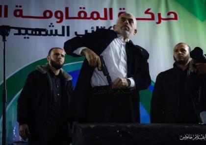 والا العبري : السنوار أطاح بالحكومة الإسرائيلية خلال 48 ساعة