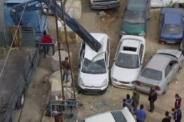الشرطة تضبط 6 مركبات غير قانونية وتقبض على 19 مطلوباً للعدالة في جنين