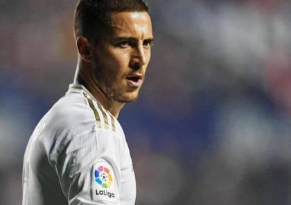 خطة محكمة من ريال مدريد لعودة هازارد الحقيقي