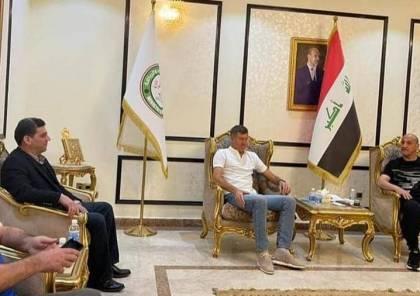 إصابة وزير الرياضة العراقي عدنان درجال بكورونا