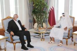 حماس تكشف تفاصيل اجتماع وفدها برئاسة هنية مع أمير دولة قطر في الدوحة