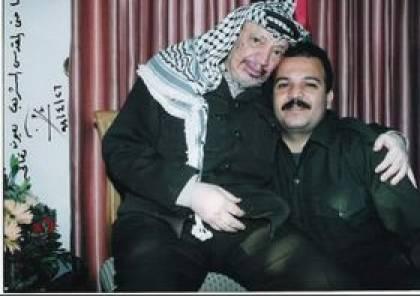 المرافق الشخصي للرئيس الراحل ياسر عرفات يعلن استقالته من السلطة