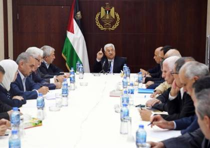 اجتماع للقيادة الفلسطينية عقب زيارة لجنة الانتخابات لغزة لتحديد موعد الانتخابات