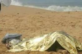 العثور على جثة سيدة ملقاة قرب شاطئ بحر غزة