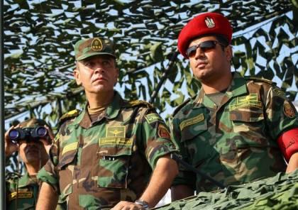 """صور : الجيش المصري يتسلم """"سلاح شبحي"""" جديد"""
