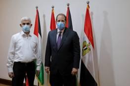 سجلوا الرقم (1111) علينا.. السنوار: الأيام القادمة ستشهد حوارات جادة بالقاهرة لتوحيد الموقف الفلسطيني