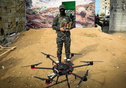 """""""والا"""": حماس تستخدم وسائل تكنولوجية لإسقاط الطائرات المُسيرة"""