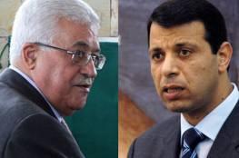 مصادر فلسطينية: عباس يرفض طلب مصري أردني بالتصالح مع دحلان