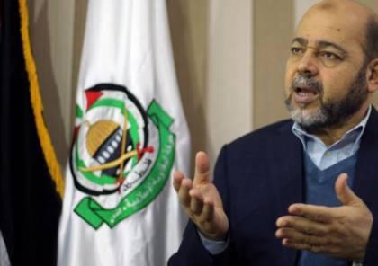 """أبو مرزوق: الأمور ناضحة لإصدار مراسيم الانتخابات..وهناك توجه مع """"فتح"""" لإدارة الحكم بشكل جماعي"""
