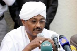 شاهد ..وزير سوداني: علينا التطبيع مع اسرائيل والفلسطينيون باعوا اراضيهم