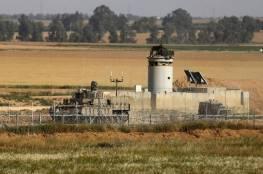 قوات الاحتلال تطلق النار تجاه الأراضي الزراعية شرقي خان يونس