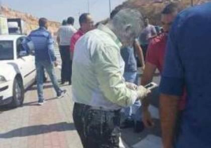 صور.. مجهولون يعتدون على أمين عام المحكمة الدستورية