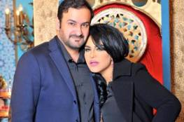 """أحلام ترفض """"التخلي"""" عن زوجها القطري في مطار القاهرة!"""