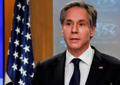 وزير الخارجية الأمريكي: واشنطن ستمضي قدما في عملية فتح القنصلية في القدس