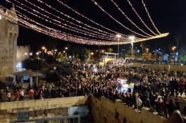 """هيرست: نصر إسرائيل """"الزائف"""" سيمرغ في شوارع القدس"""